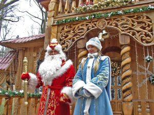 Дед Мороз — красный нос: выбираем дедушку с умом