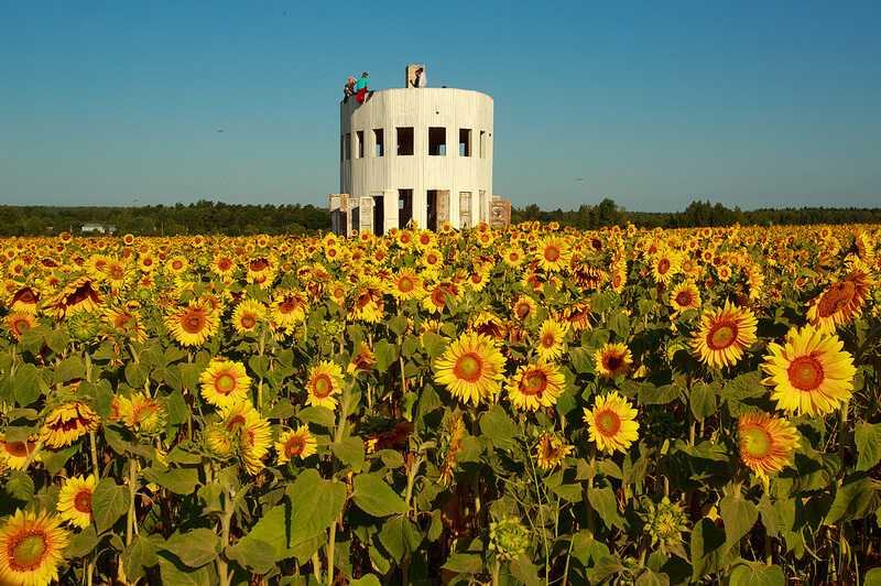 Отдых в России: Никола-Ленивец — эко-туризм и современное искусство