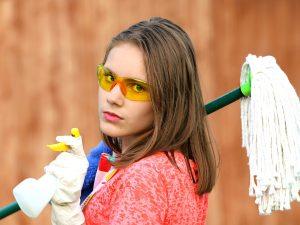 6 лайфхаков для уборки дома, или Чем заменить бытовую химию