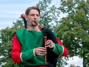 Необычная профессия: волынщик — хранитель традиций