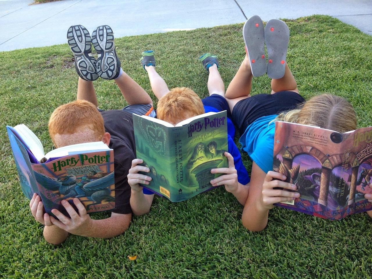 Как выбирать детские книги