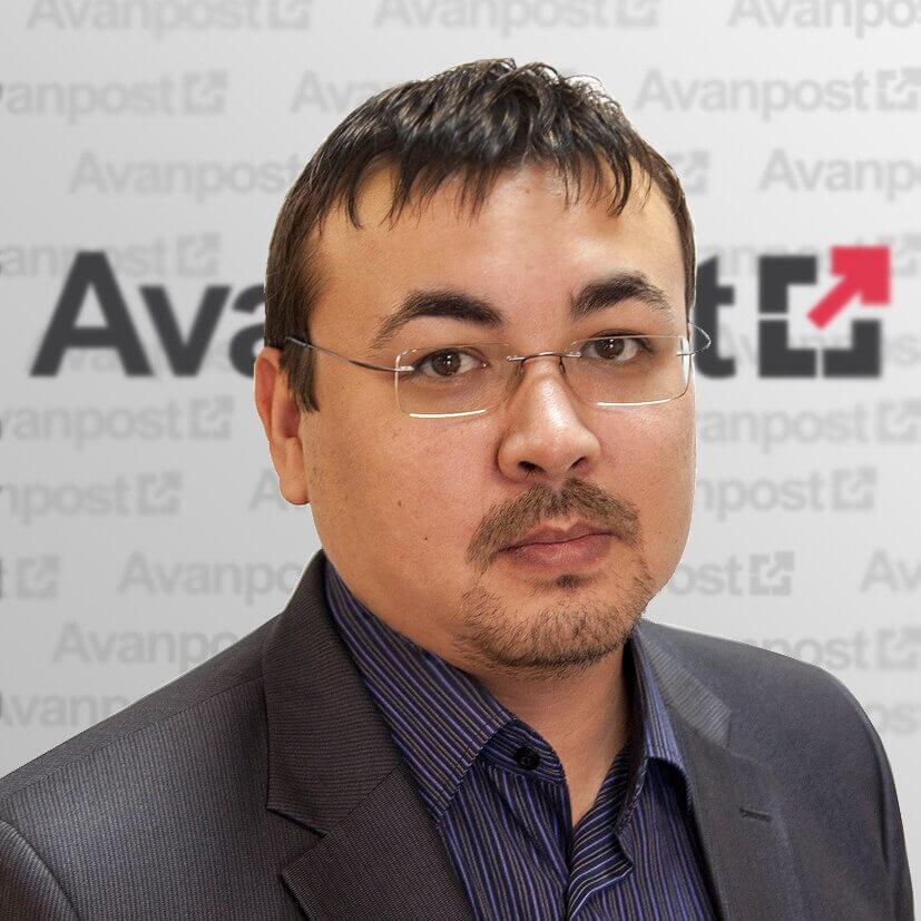 Александр Санин