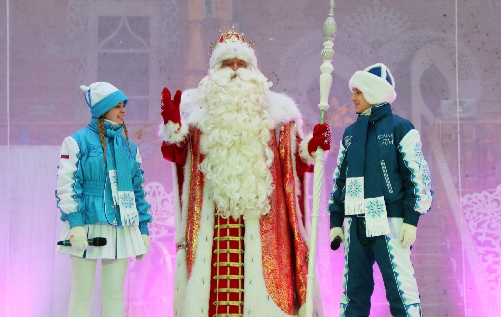 5 маршрутов к Деду Морозу: куда поехать с ребенком на Новый год