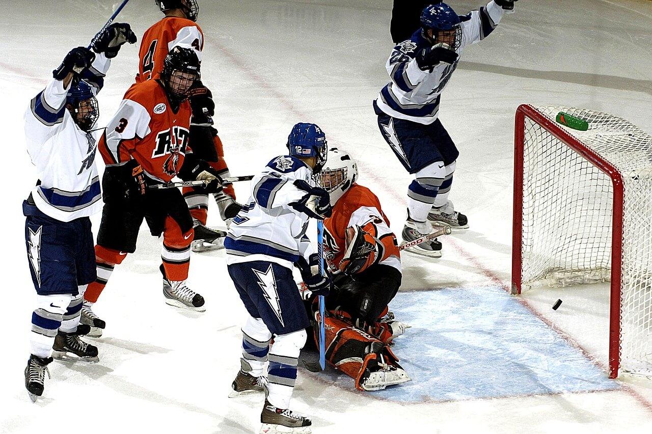 Необычная профессия: «трус не играет в хоккей»