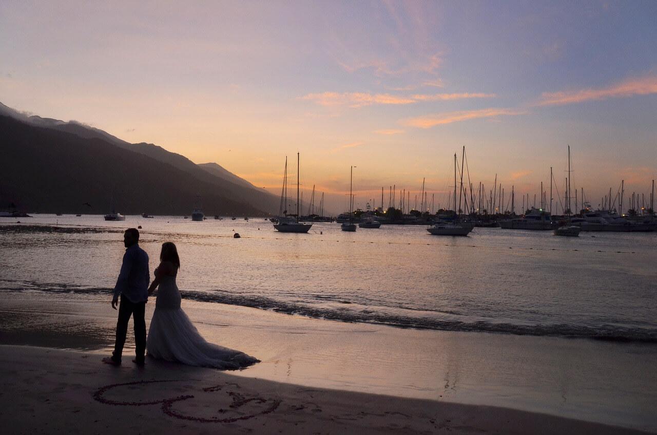 Как провести медовый месяц недорого
