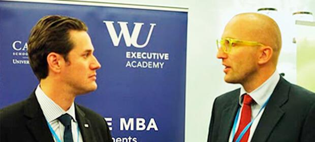 16 октября: выставка «Executive MBA и обучение для топ-менеджеров», Москва