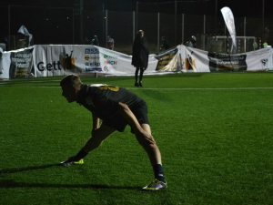 Как финансисты играют в футбол: репортаж с полей