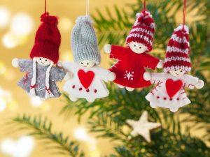 Hand-made: уникальные подарки на Новый год