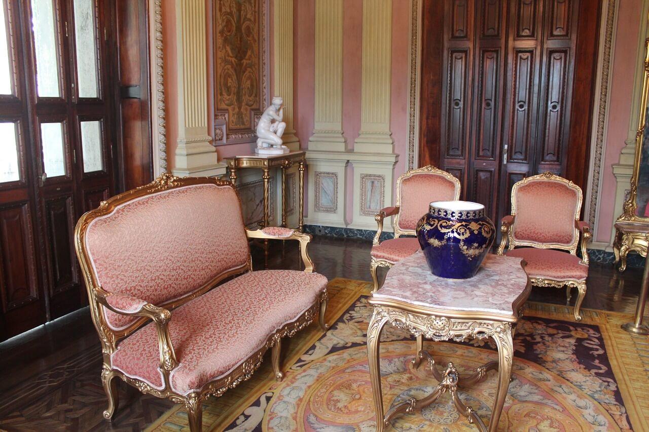 Дворянское гнездо: 12 приемов классического стиля в интерьере