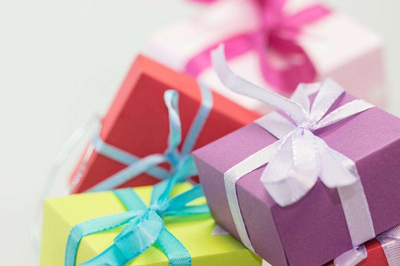 10 идей для корпоративных подарков