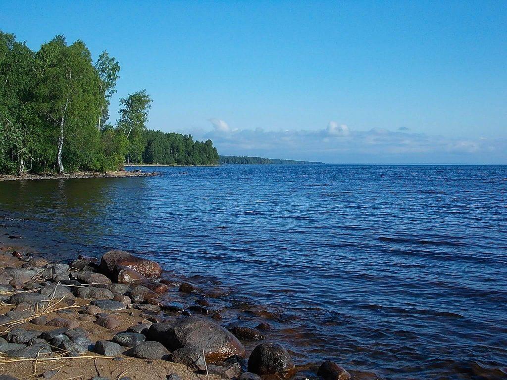 Онежское_озеро