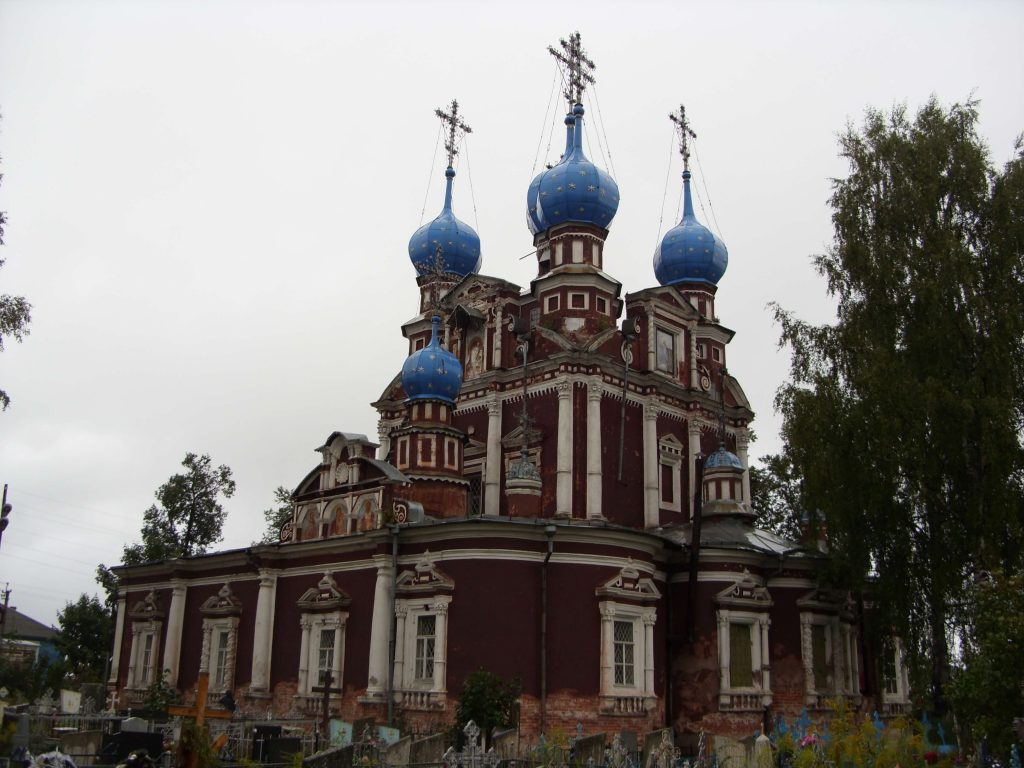 Устюжна_Казанская_церковь