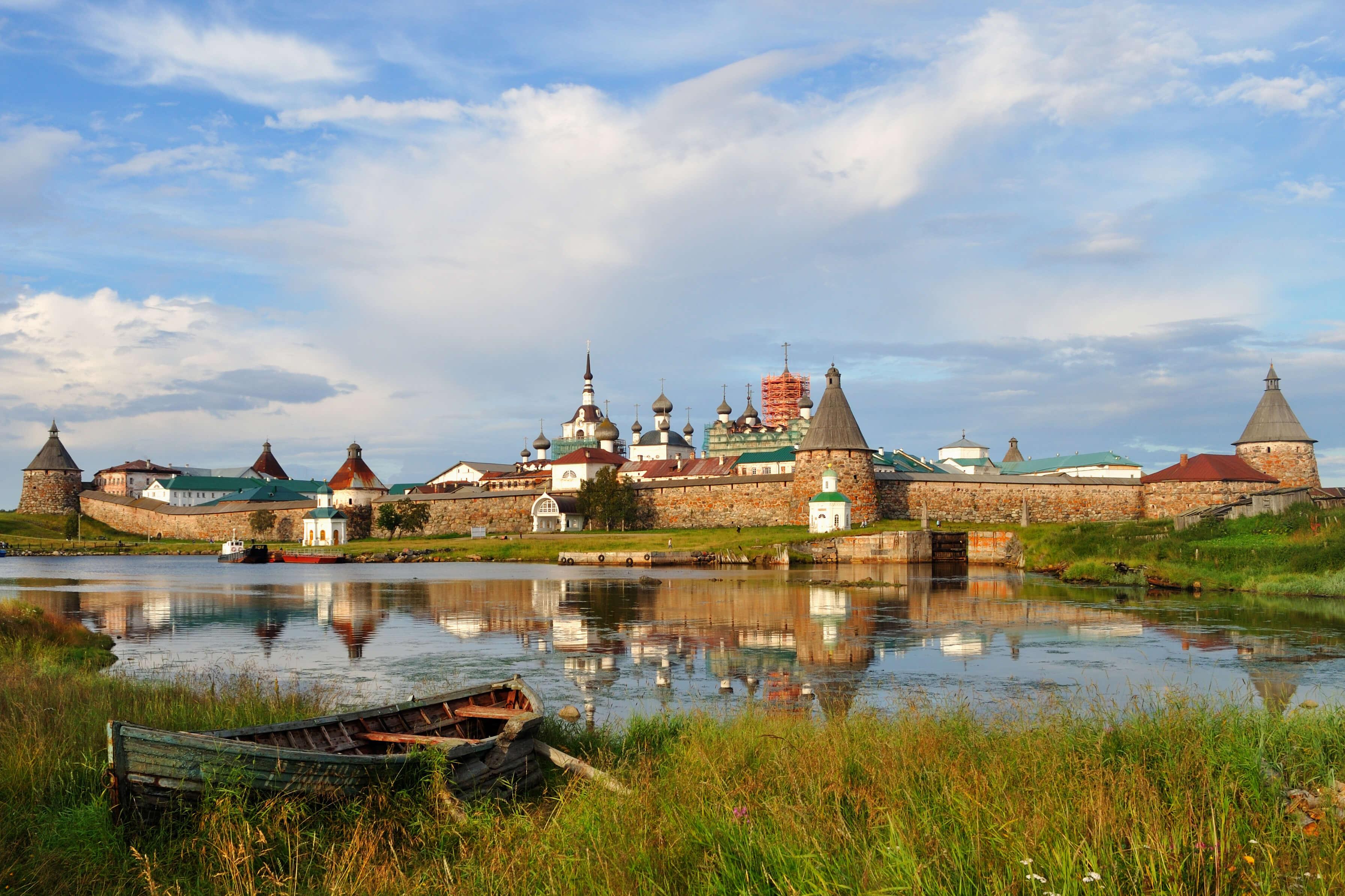 Отдых в России: Соловецкий архипелаг — древняя цивилизация у полярного круга