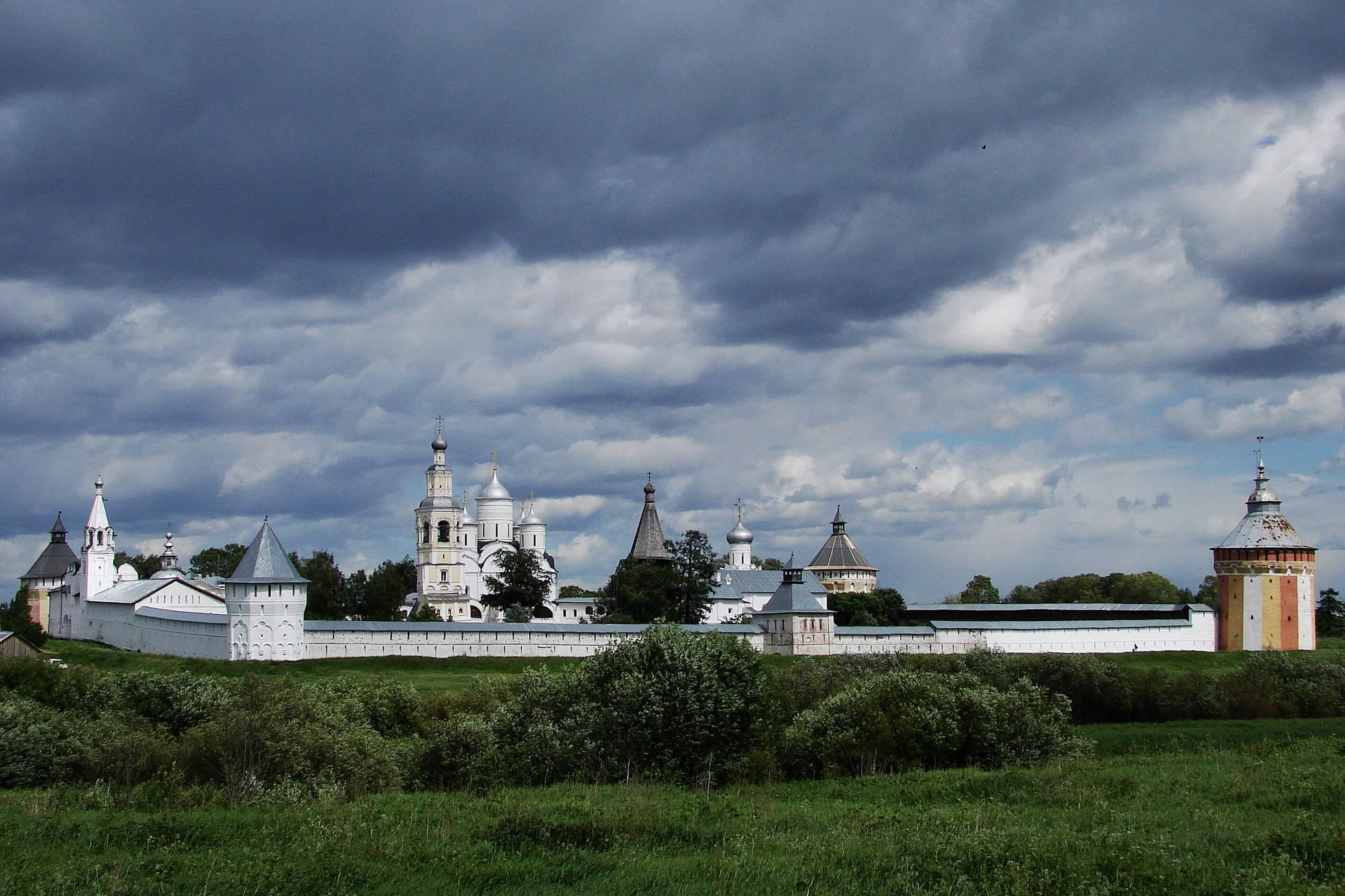 Отдых в России: Вологодская область — суровая красота Северной Фиваиды