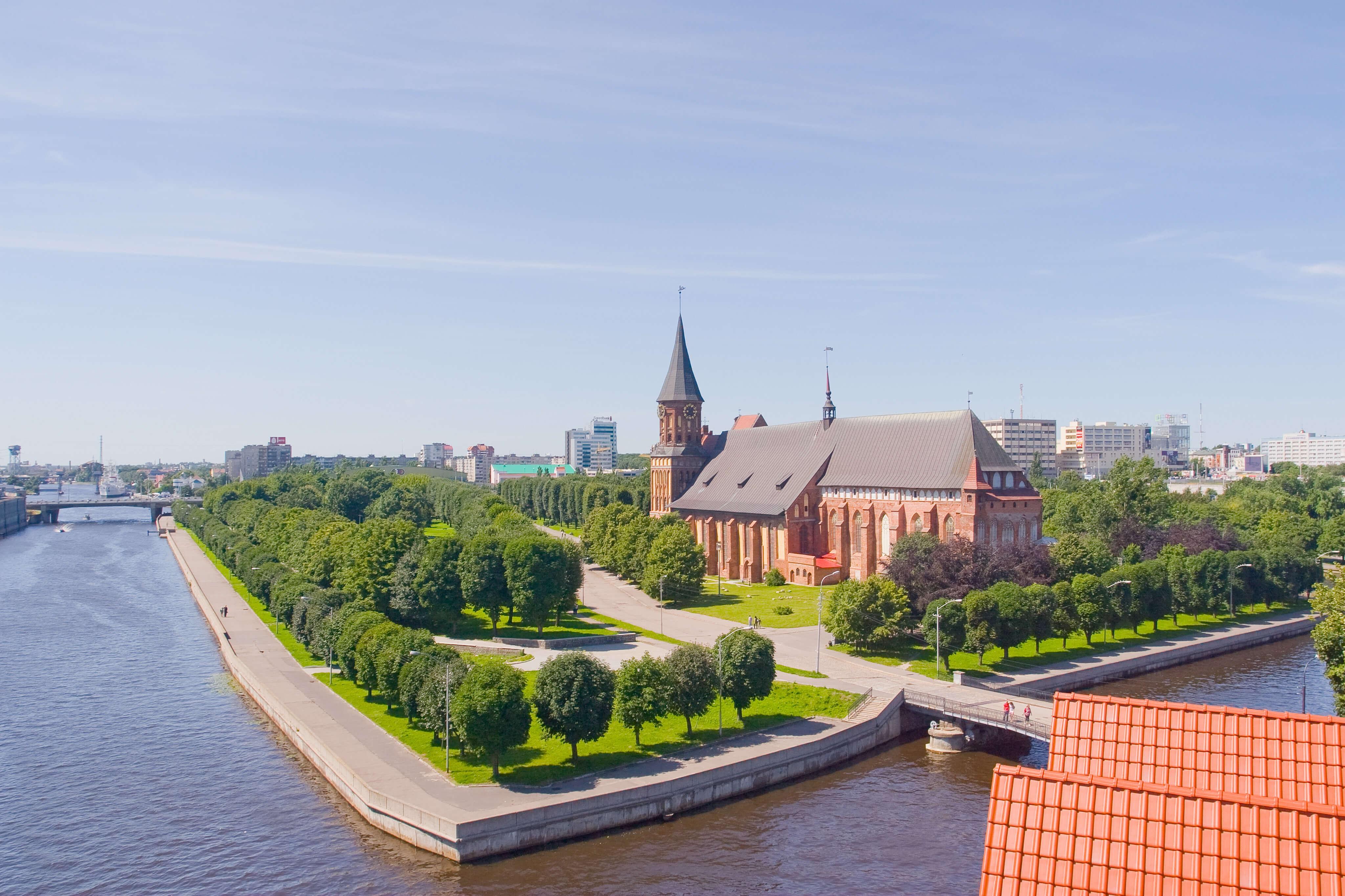 Отдых в России: Калининградская область и загадки Янтарного края