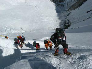 Цена вершины: сколько стоит покорить Эверест
