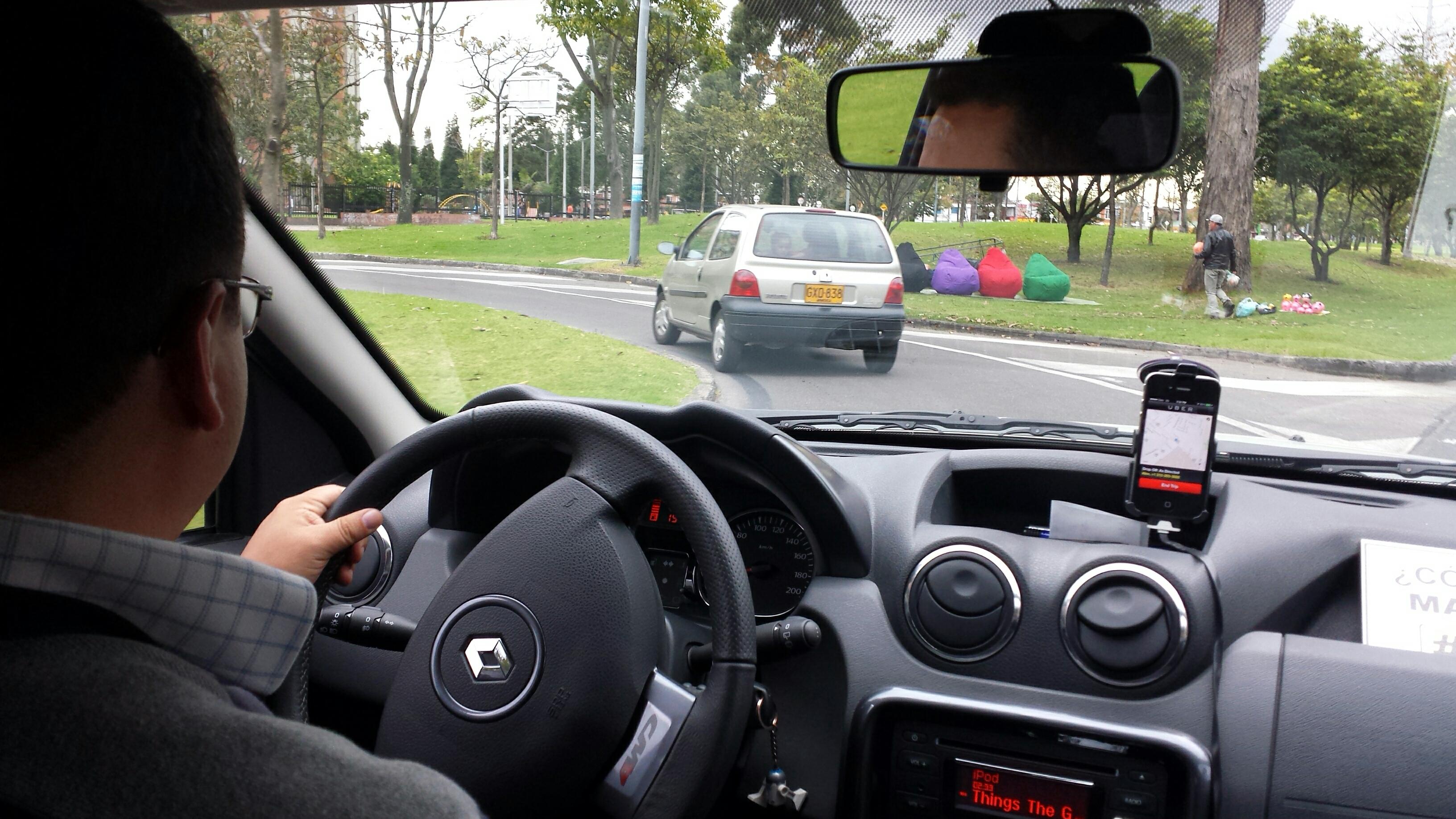 Работа в Uber: инструкция по применению