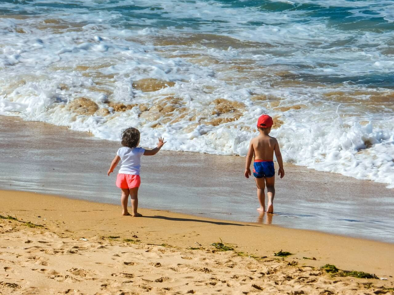Страхование детей при поездках за рубеж