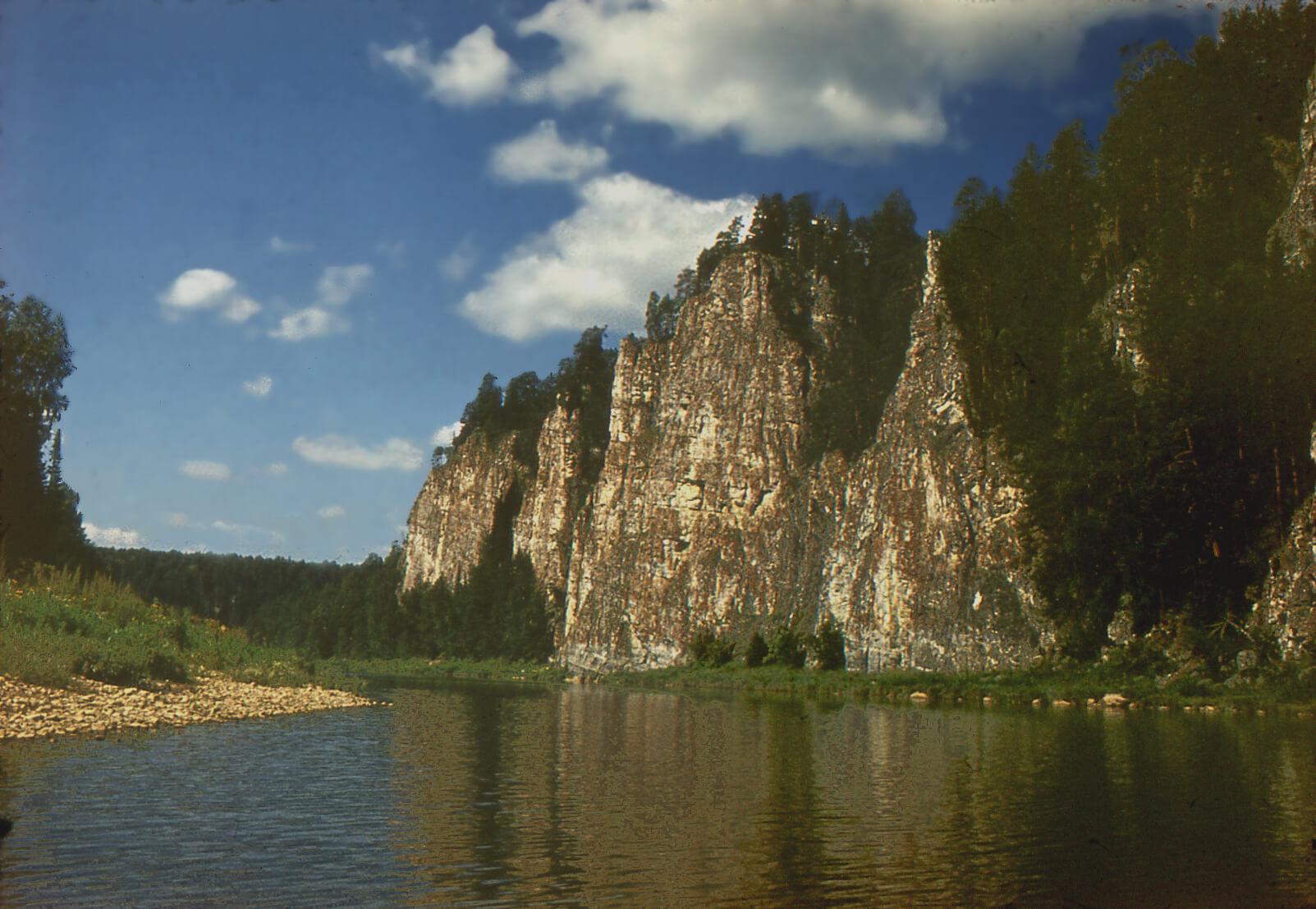 Отдых в России: Свердловская область — между Европой и Азией
