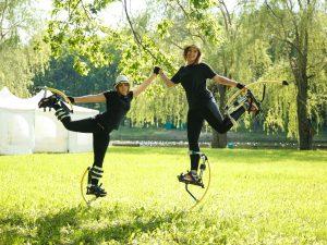 Необычная профессия: джампер — специалист по прыжкам