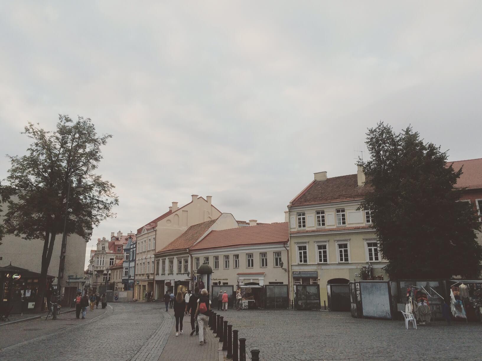 Нетипичный путеводитель: 14 необычных достопримечательностей Вильнюса