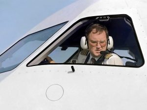 Необычная профессия: пилот — первым делом самолеты