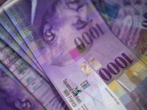 Можно ли заработать на швейцарском франке