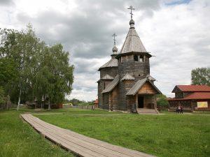 Отдых в России: Суздаль — город, где остановилось время
