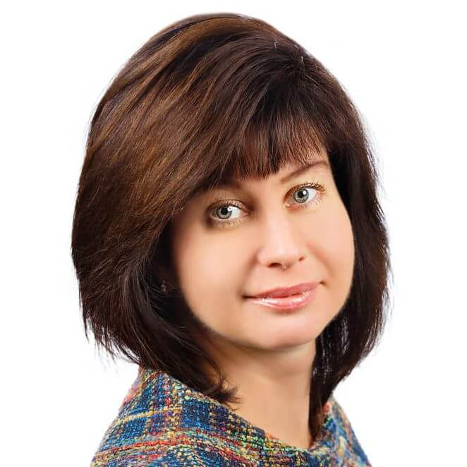 Екатерина Овчинник