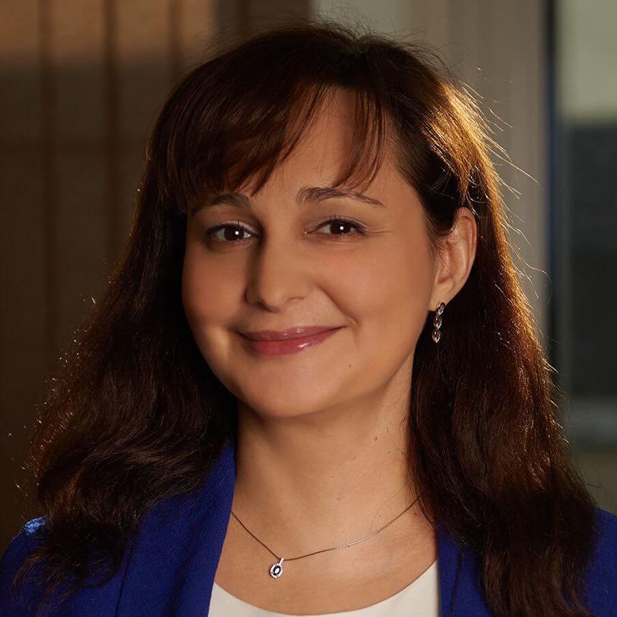 Елена Трубникова