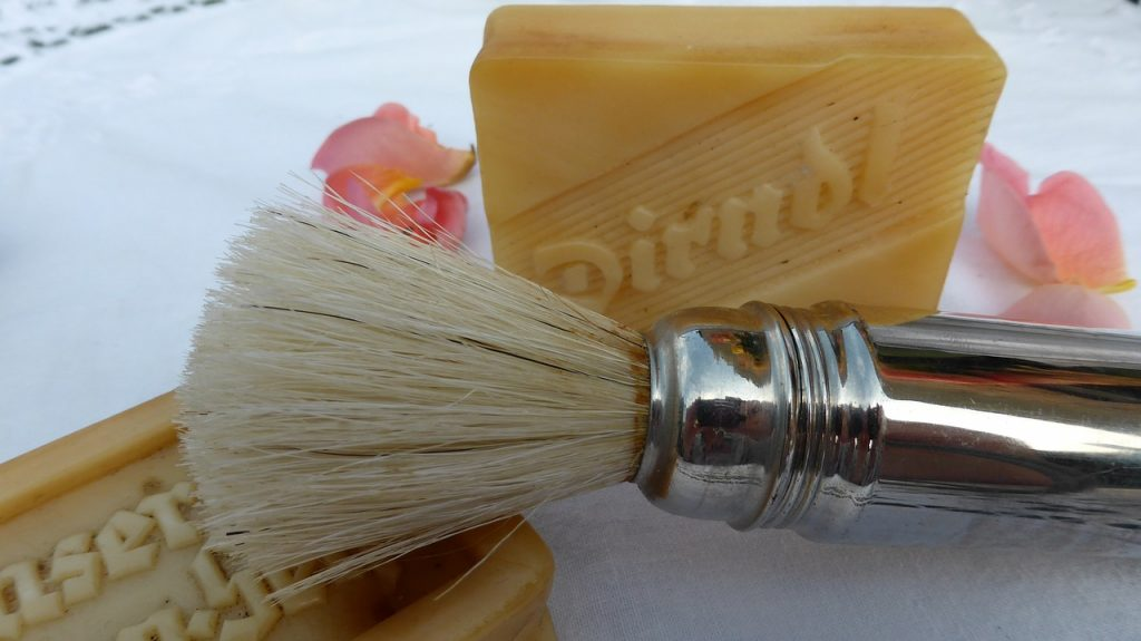 shaving-brush-498216_1280