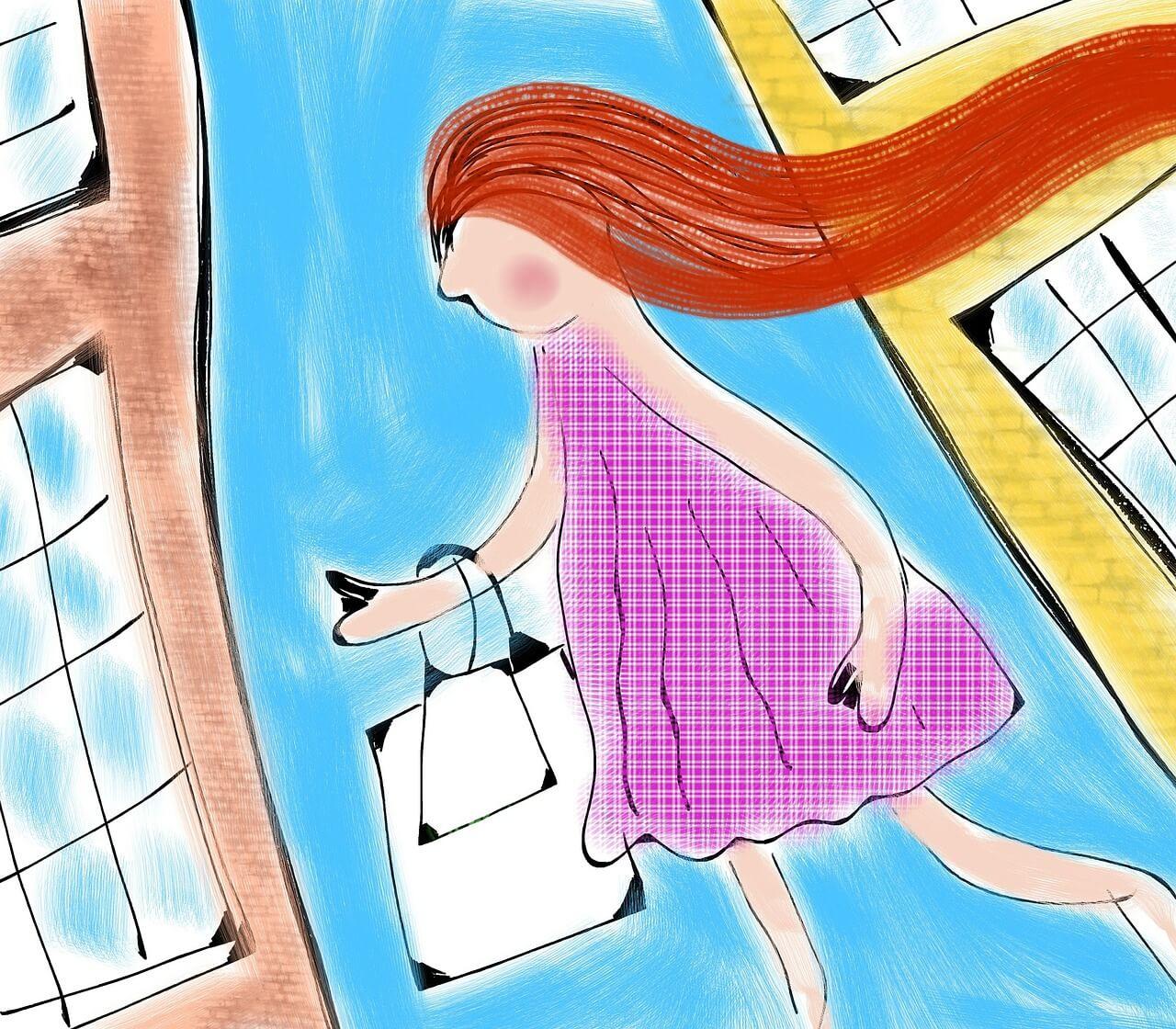 Экономия для женщин: как не потратить все в магазине