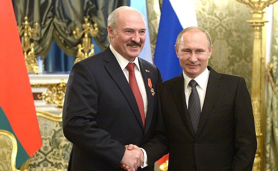 Россия и Белоруссия 2017: милые бранятся — только тешатся