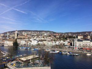 Нетипичный путеводитель: 11 интересных мест Цюриха