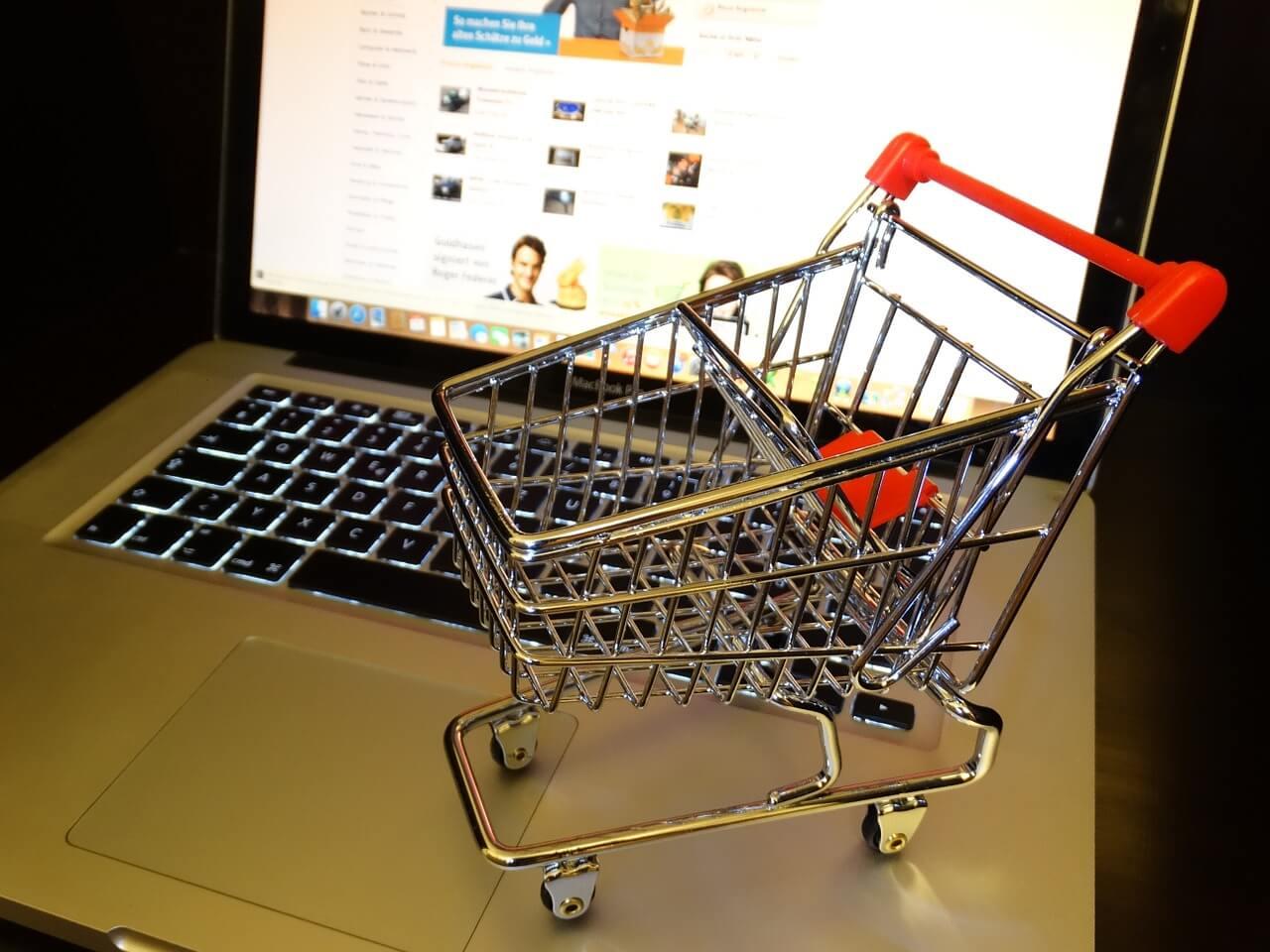 Что покупают в интернете?