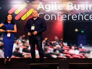 26 октября: Agile Business Conference, Москва