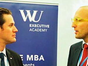 19 февраля: выставка «Executive MBA и обучение для топ-менеджеров», Москва